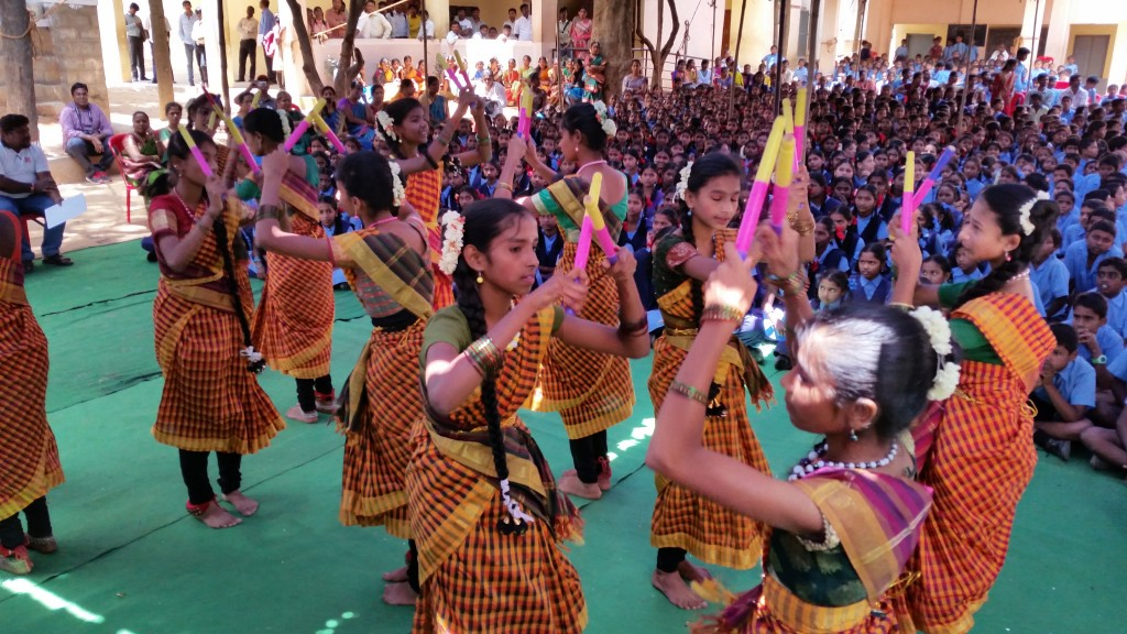 Thimmaiah Reddy Government High School Performance