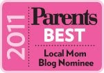 TM2S has been nominated for Best Local Mom Blog – Please Vote