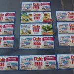 GIVEAWAY: 10 FREE Dole Fruit Product Coupons (Ends 10/26)