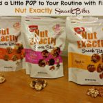 Add a Little Pop to Your Routine (Fisher Nut Exactly Snack Bites + Walmart GC Giveaway)