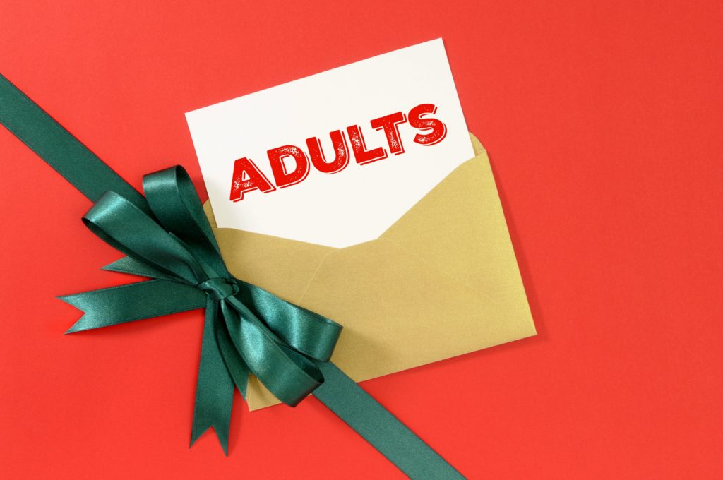 Adults Gift Tag