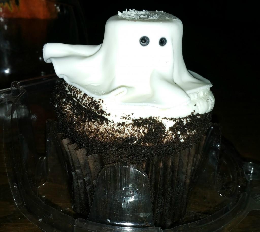 Ghost Cupcake REV