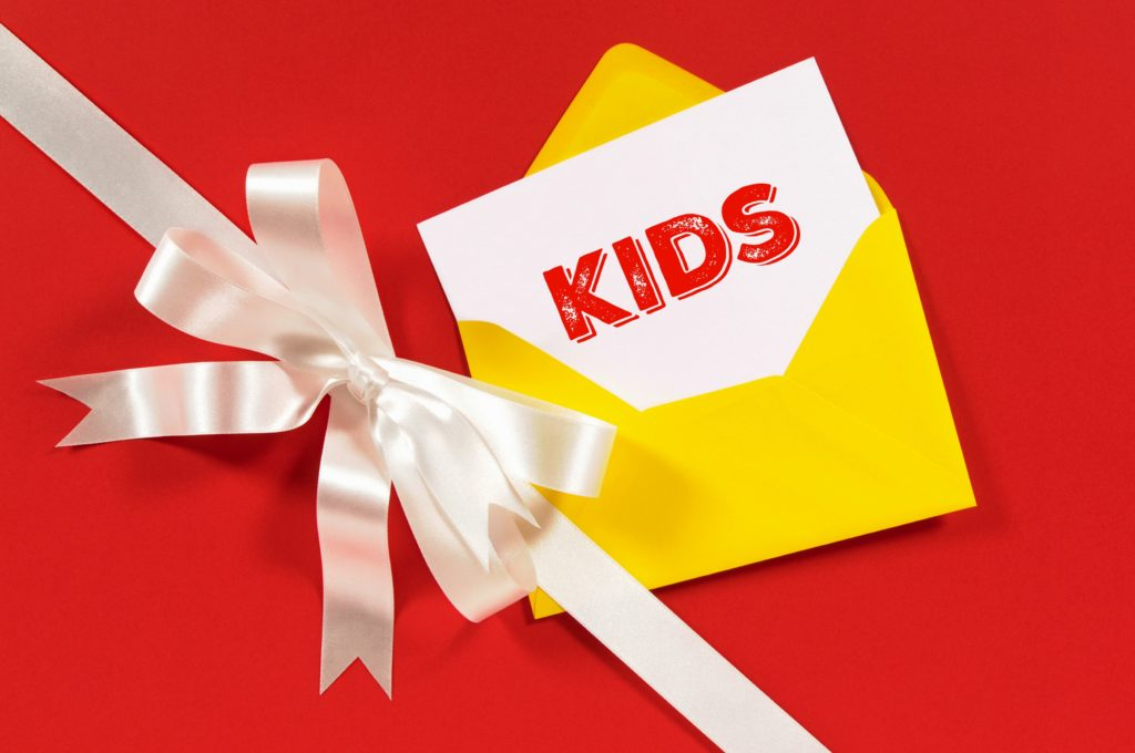 Kids Gift Tag