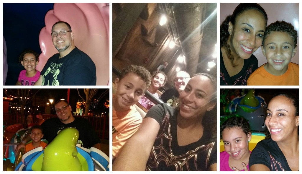 Mickey's Not So Scary Halloween Party 2015 Rides