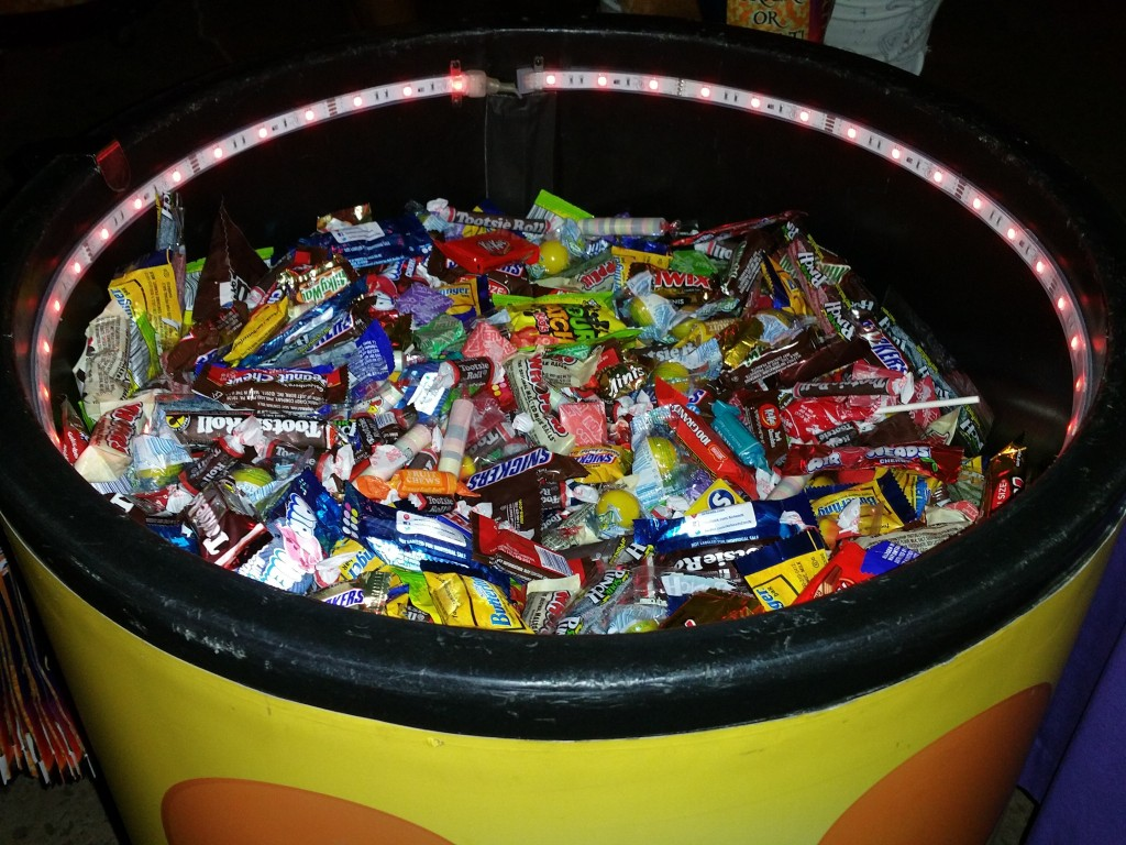 Mickey's Not So Scary Halloween Party Candy