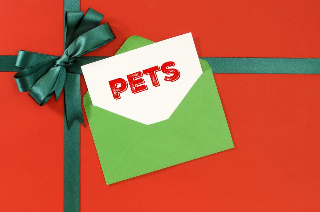 Pets Gift Tag