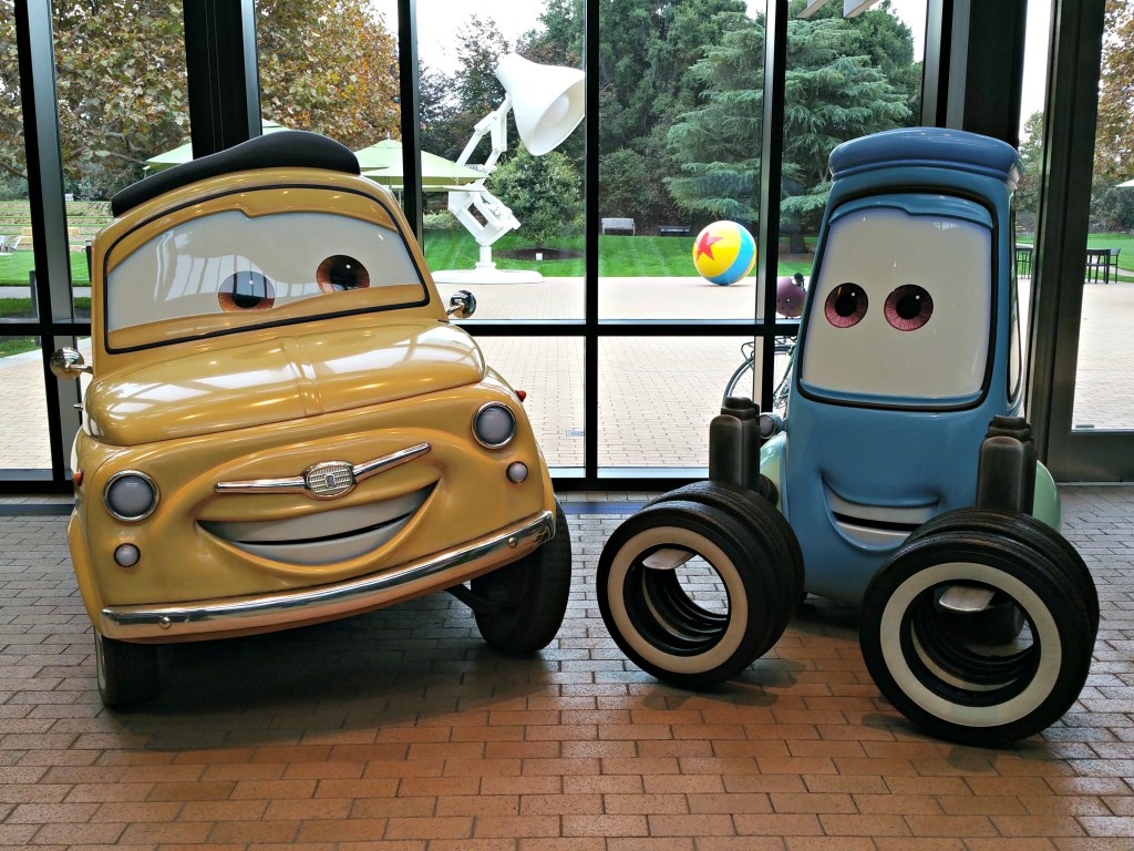Pixar Animation Studios - Cars REV