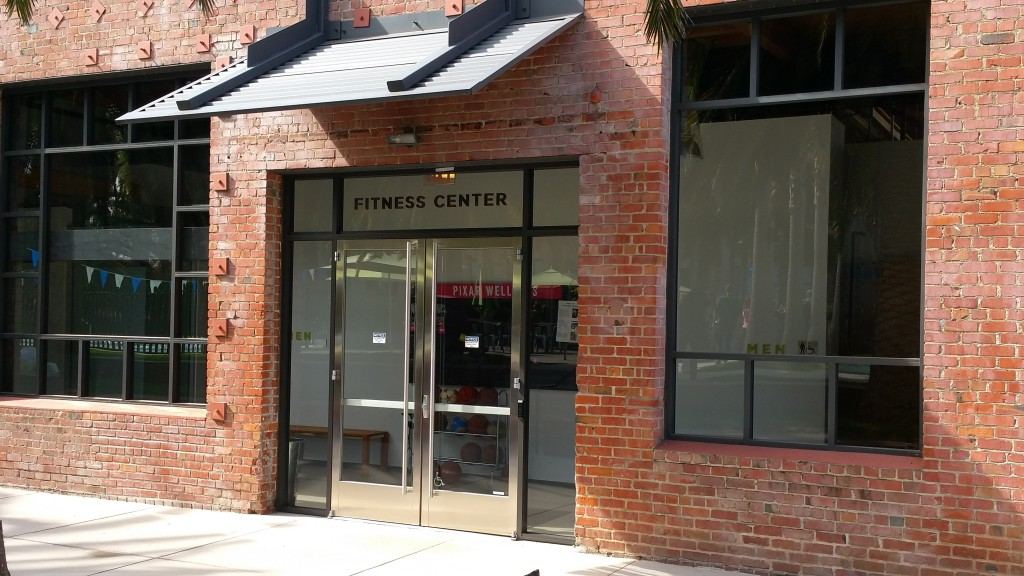 Pixar Animation Studios - Fitness Center