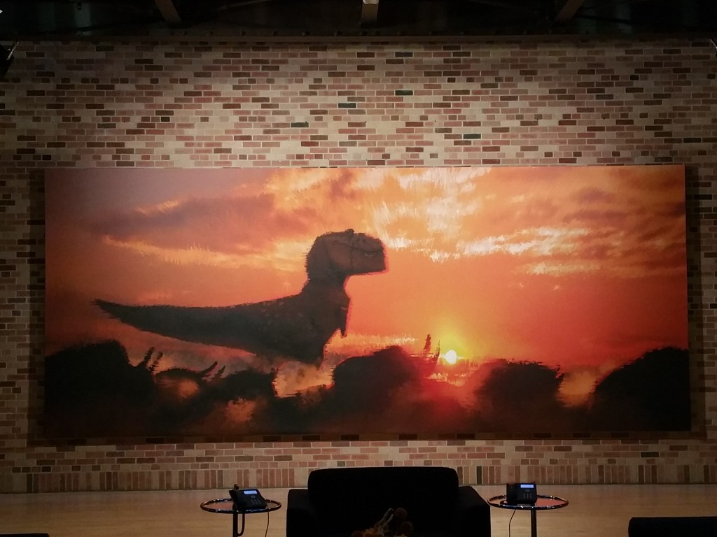 Pixar Animation Studios - The Good Dinosaur Artwork