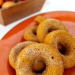 A Delicious Pumpkin Cake Doughnuts Recipe