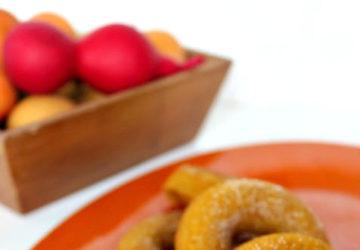 Pumpkin Cake Doughnuts