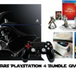 Limited Edition Star Wars PlayStation 4 Giveaway