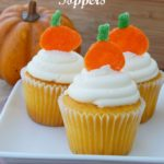White Chocolate Pumpkin Toppers Recipe
