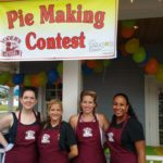 That One Time I Participated in Yoder's Restaurant Pie Making Contest