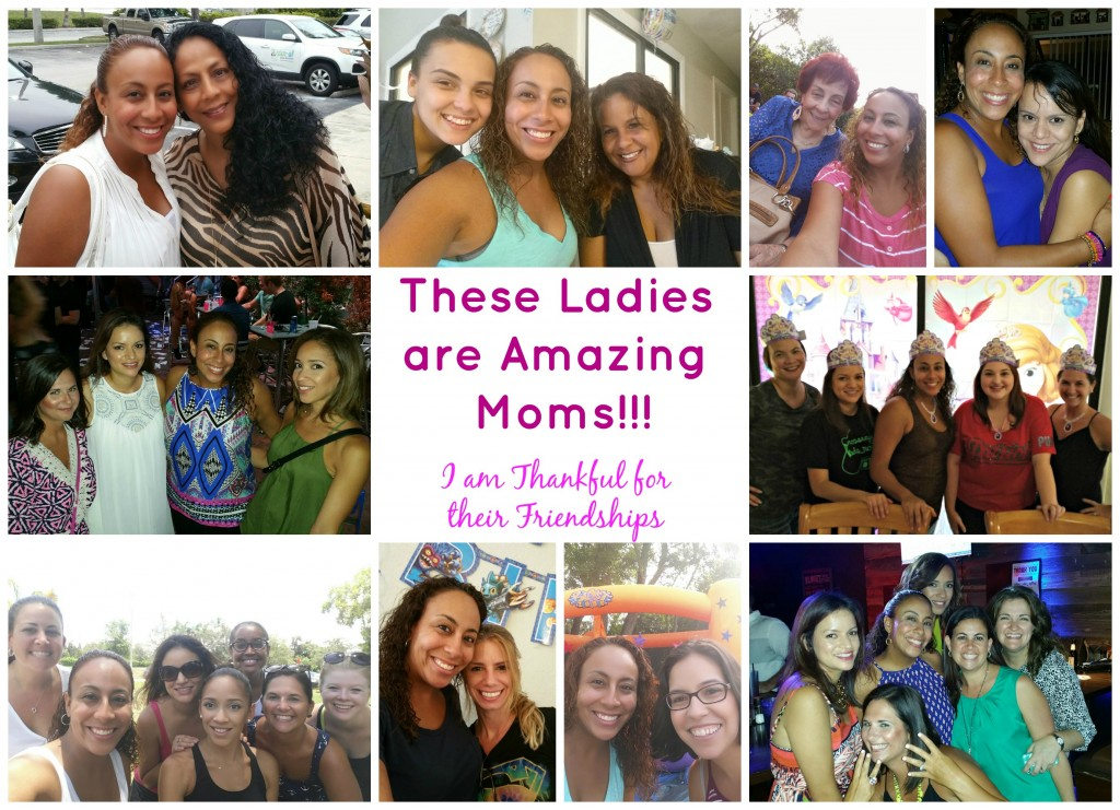 Amazing Moms Collage
