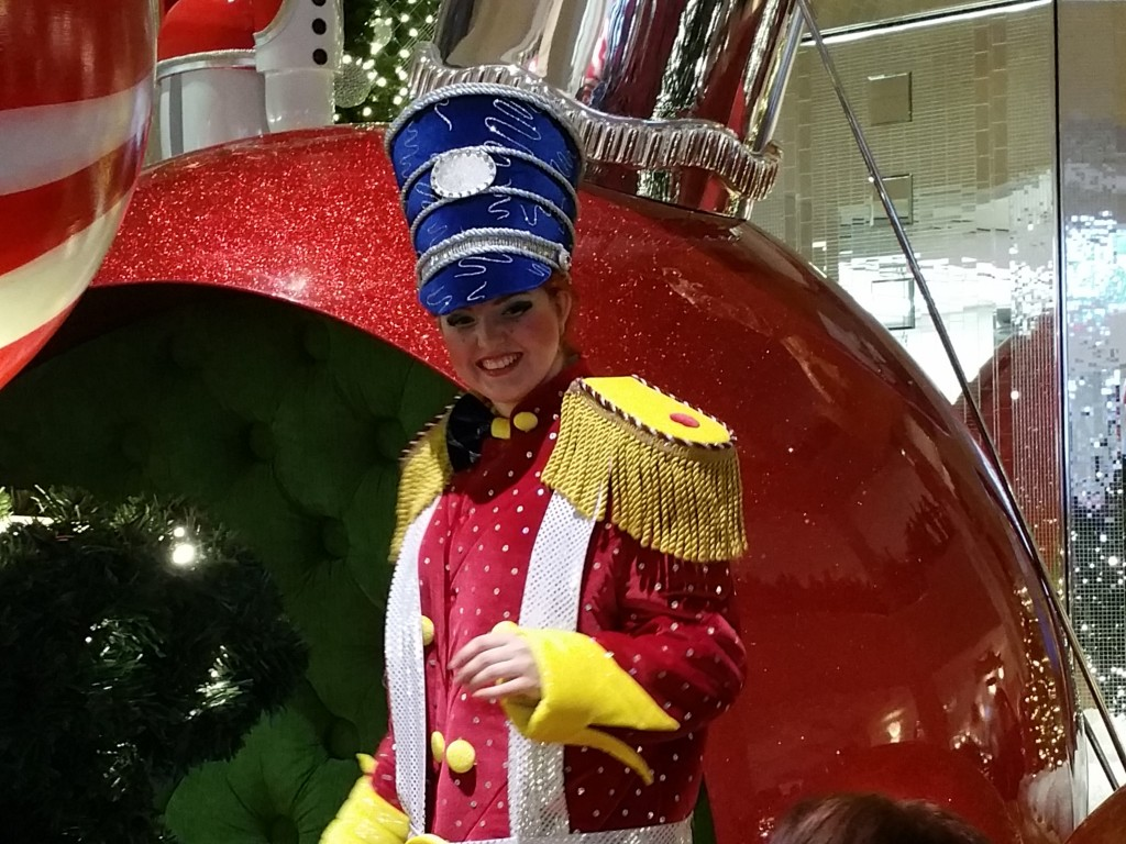Aventura Mall 2015 Holiday Show