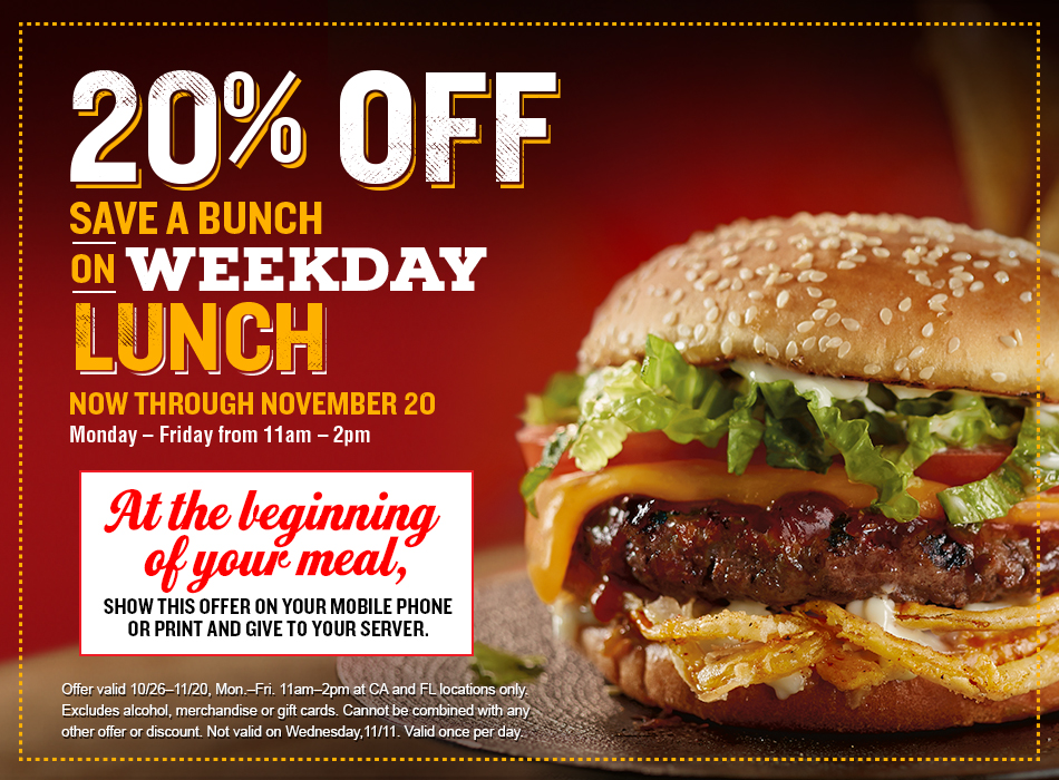 red robin 20-percent-off-lunch-Nov20
