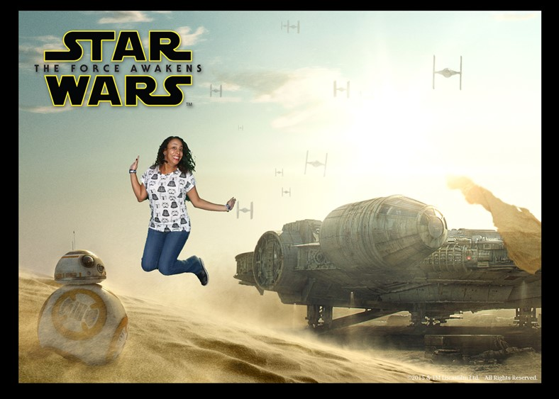 Star Wars Jump