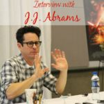 Star Wars: The Force Awakens Interview with J.J. Abrams