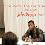 Star Wars: The Force Awakens Interview with John Boyega
