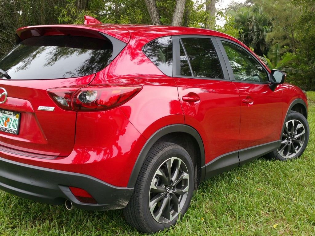 2016 Mazda CX-5 Grand Touring FWD Exterior