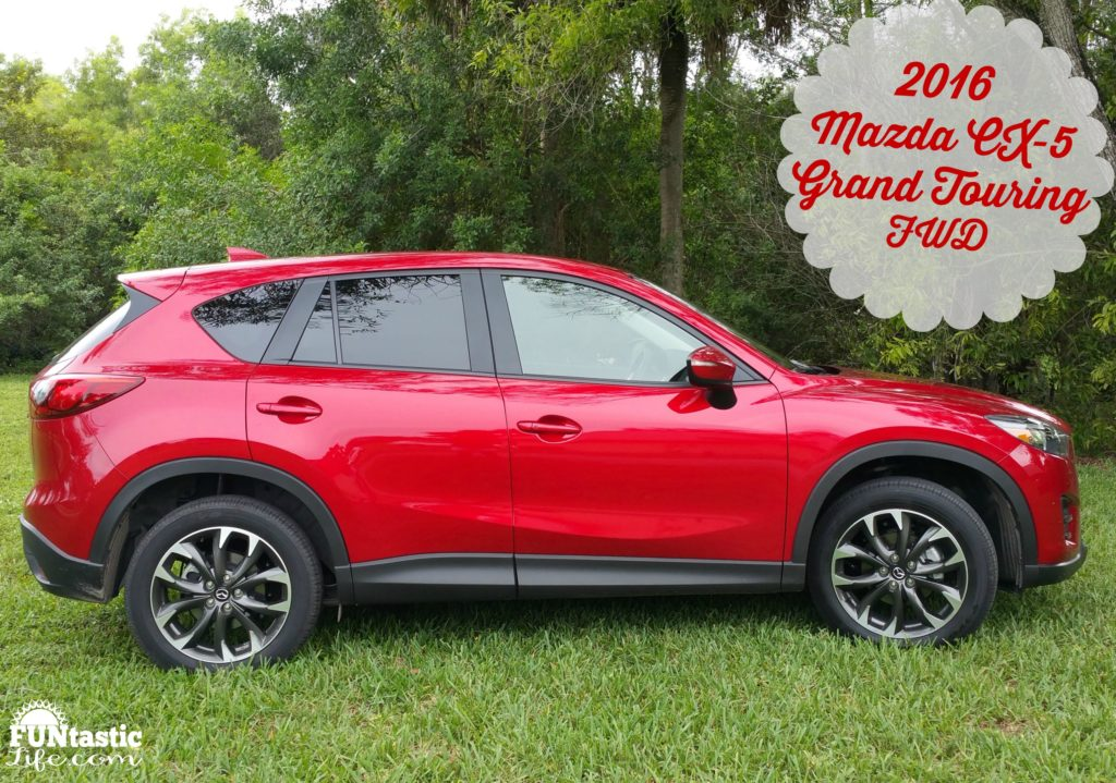 2016 Mazda CX-5 Grand Touring FWD REV