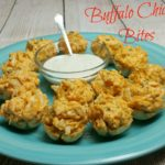 Buffalo Chicken Bites Recipe