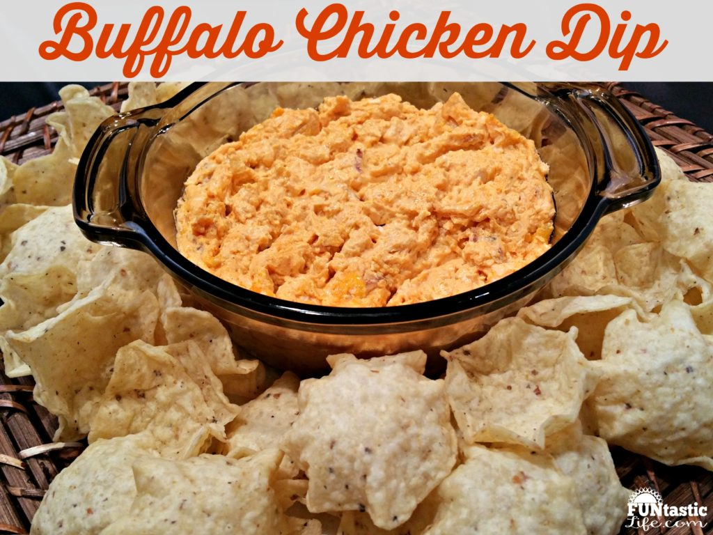 Buffalo Chicken Dip - FuntasticLife