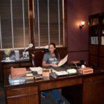 Marvel's Agent Carter Set Visit (LA Office)