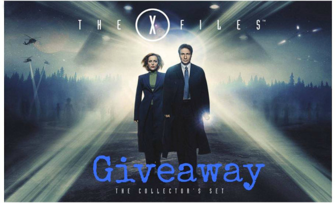 X-Files Collector's Set Giveaway