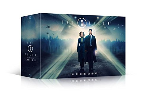 X-Files The Collector's Set