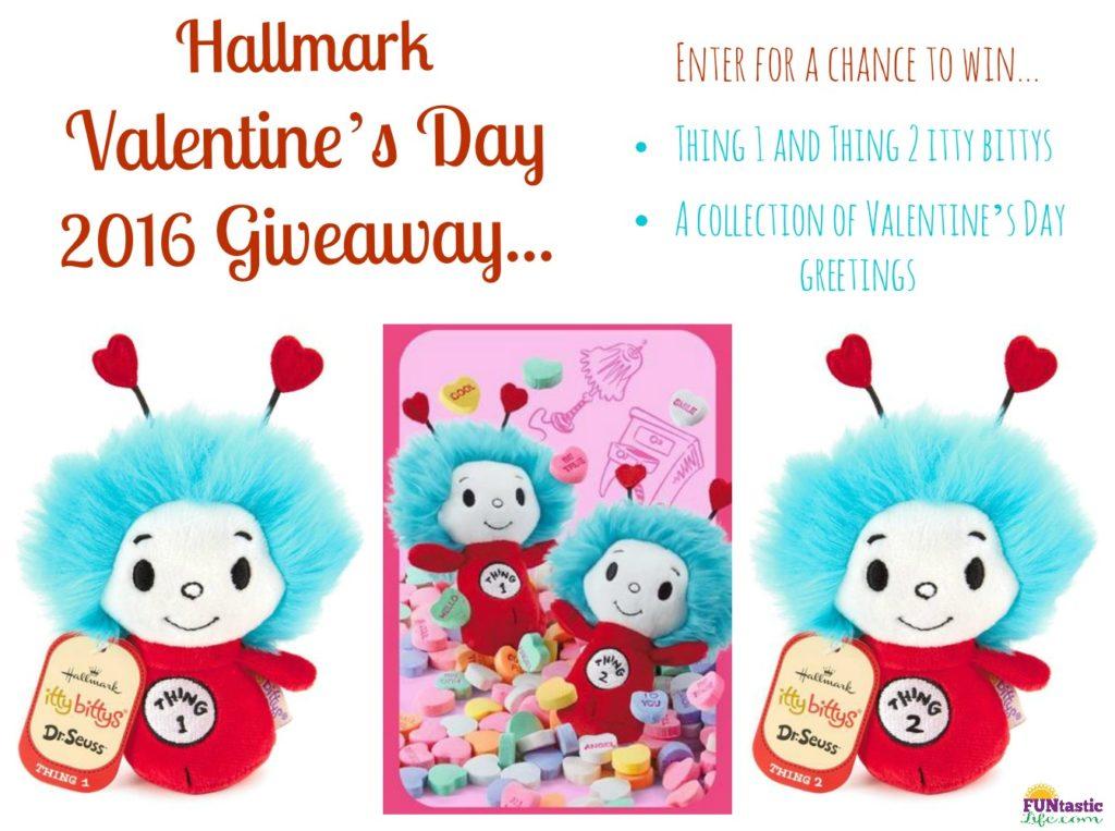 Hallmark Valentine's Day 2016 Giveaway Pic