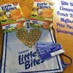 Little Bites Cinnamon French Toast Muffins Prize Pack Giveaway