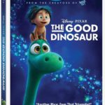 The Good Dinosaur Blu-ray Combo Pack Giveaway