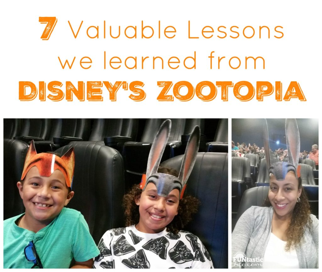 7 Valuable Lessons We Learned from Zootopia