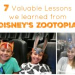 7 Valuable Lessons We Learned from Watching Disney's Zootopia