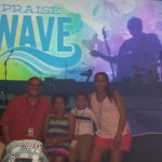 Praise Wave is happening at SeaWorld Orlando