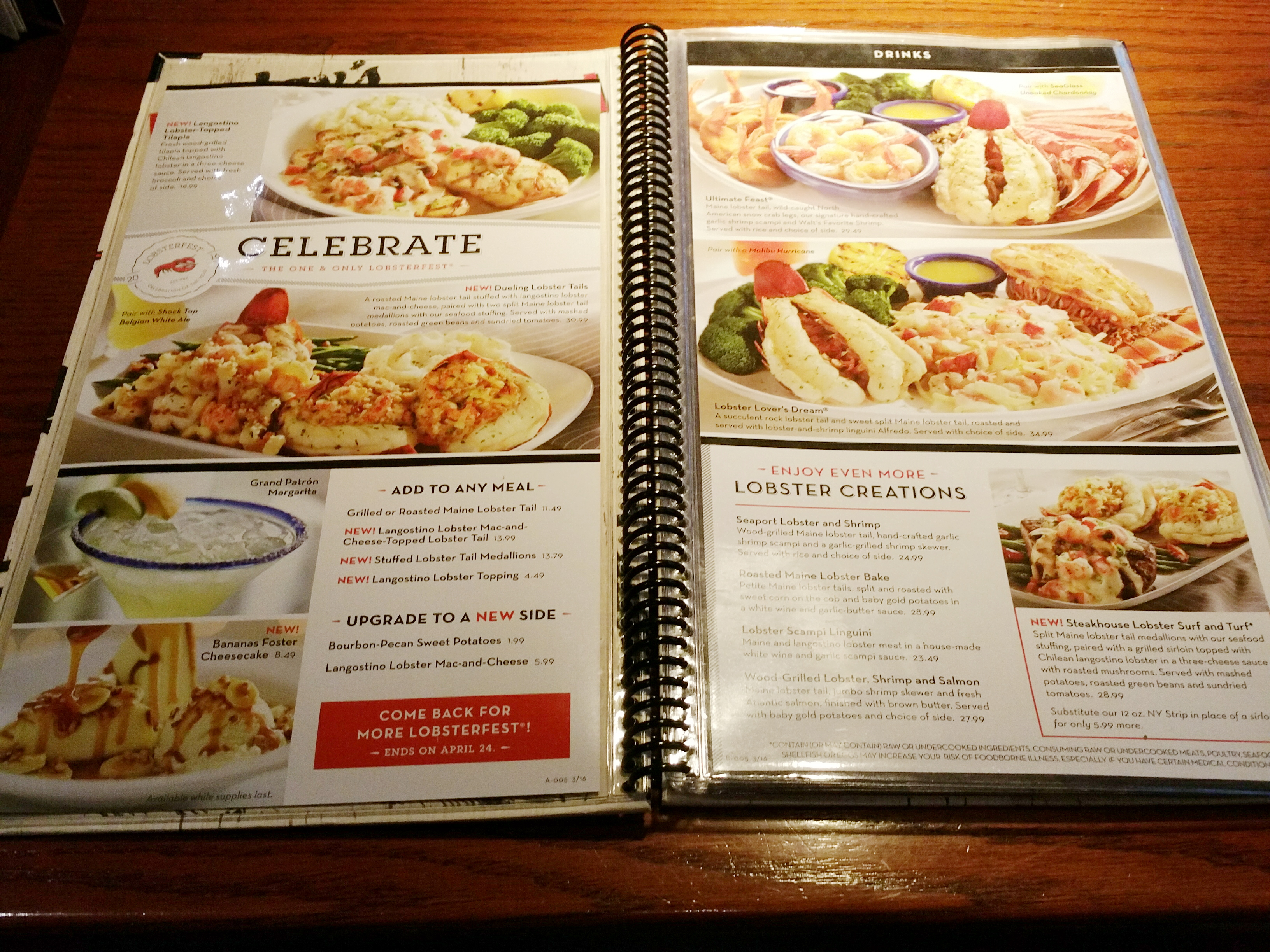 Lobsterfest At Red Lobster Funtastic Life
