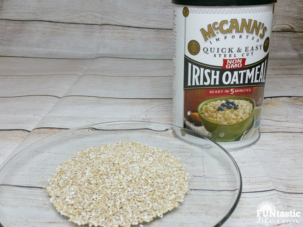 McCann's Steel Cut Irish Oats