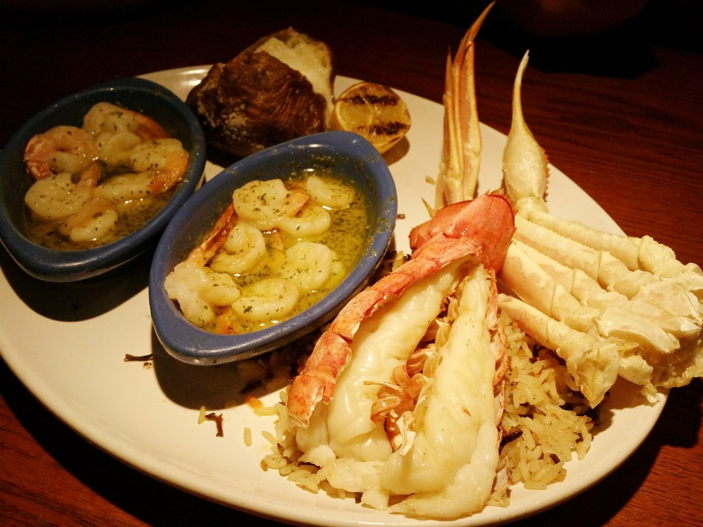 Red Lobster The Ultimate Feast