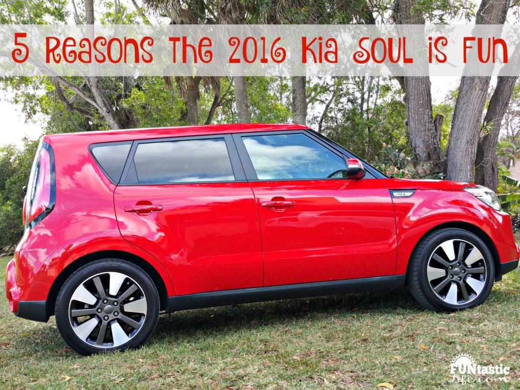 2016 Kia Soul - Funtastic Life