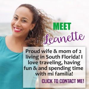 Leanette Fernandez profile