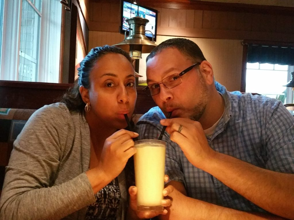 Red Lobster Pina Colada