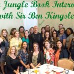 The Jungle Book Interview with Sir Ben Kingsley