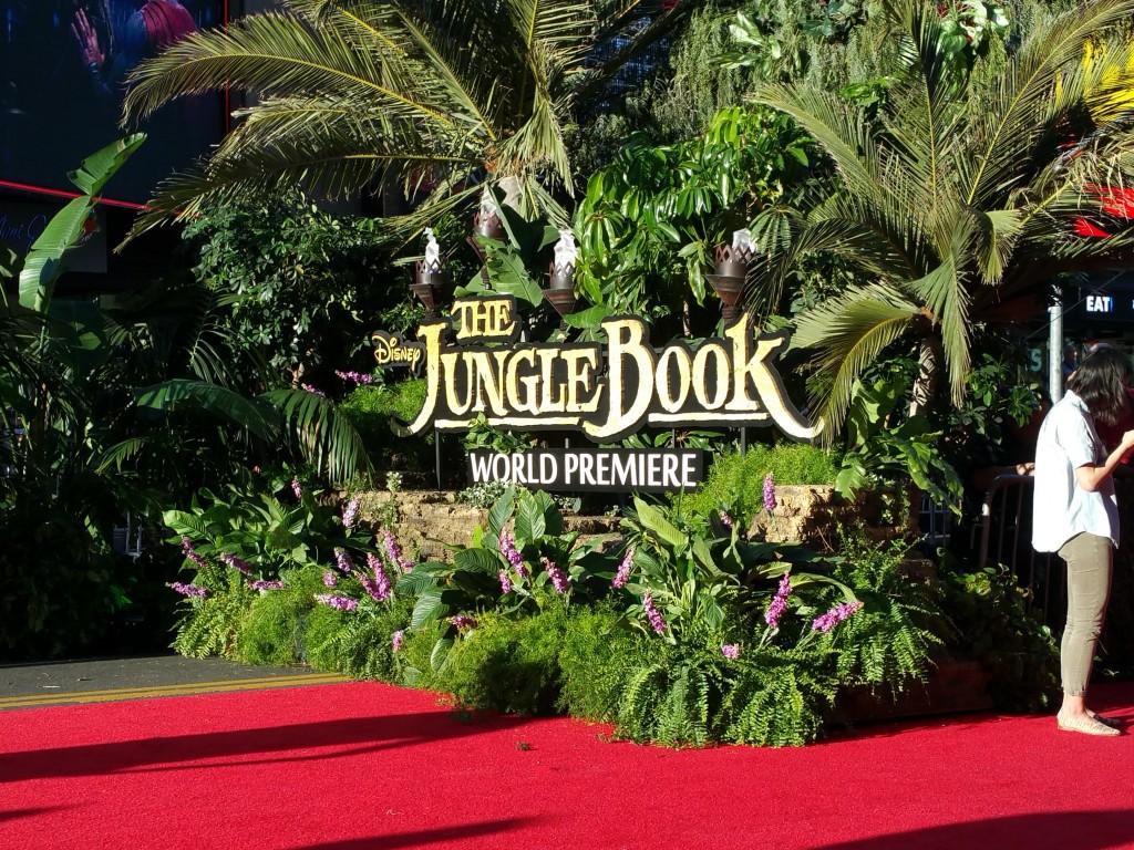 The Jungle Book Red Carpet Premiere