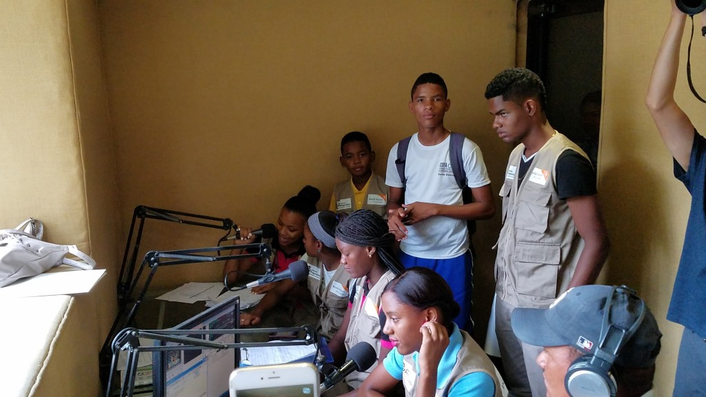 Youth Radio Program in the DR