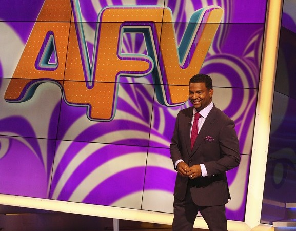 America's Funniest Home Videos Interview with Alfonso Ribiero