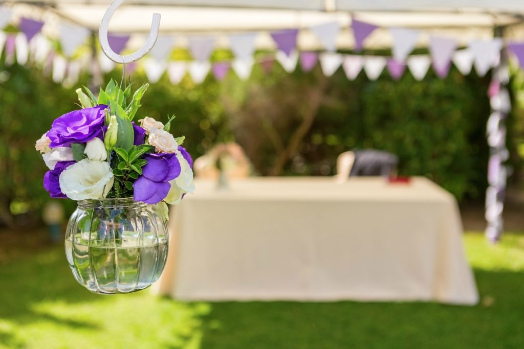 Summer Entertaining Decorations
