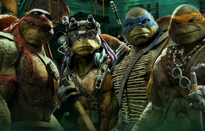 Teenage Mutant Ninja Turtles: Out of the Shadows Pre-Screening Giveaway