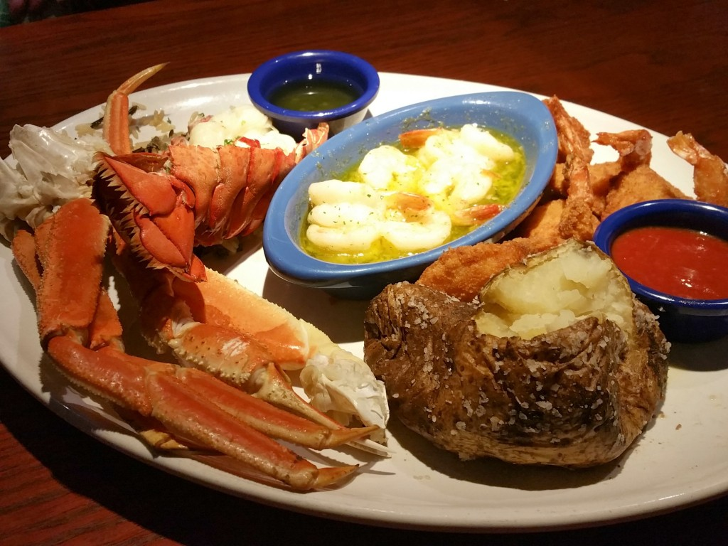 The Ultimate Feast at Red Lobster